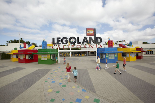Application Free Day at LEGOLAND for Kids with Disabilities
