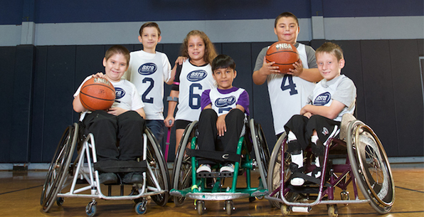 Bring the Joy of Team Sports to Athletes of All Abilities