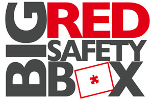 Big Red Safety Box from the National Autism Association