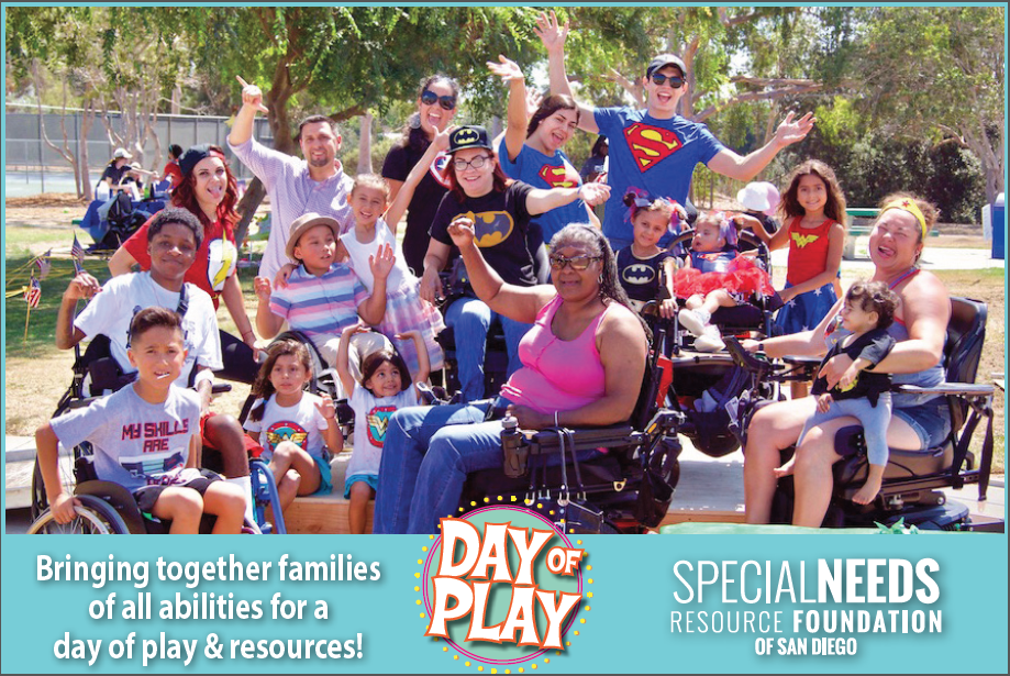 All Inclusive Day of Play and Resource Fair